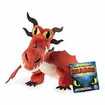 "Dreamworks Dragons, Hookfang 8"" Premium Plush Dragon, for Kids Aged 4 & Up - $24.74"