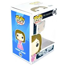 Funko Pop! Television Friends Rachel Green in Pink Bridesmaid Dress #1065 Figure image 5