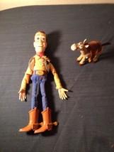 Disney Pixar Toy Story 2 Bucking Bullseye 2005 Hasbro Pull String Woody ... - $21.04