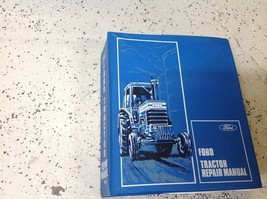 1970s 1974 1975 1976 1977 1978 1979 Ford Tractor Service Repair Shop Man... - $168.25