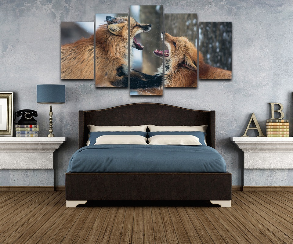 Animal Print Home Decor For Sale Only 4 Left At 60