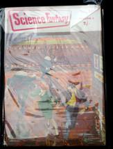 SCIENCE FANTASY #12 V4 Quinn AB Chandler Barclay EC Tubb Aldiss WF Templ... - $13.13