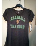 MARSHALL THE HERD---WOMEN S TSHIRT---SIZE XL--  J AMERICA--NCAA -FREE SH... - $20.88