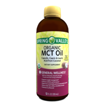 Spring Valley - MCT Oil - 12 fl oz - Weight Management - Natural Energy ... - $22.76