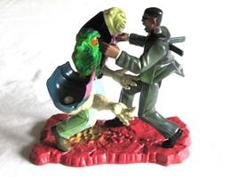 MIB Men in Black Action Figure Set Body Slam Jay Vs Alien Perp 1997 Galo... - £8.16 GBP