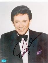 Eddie Fisher autographed 8x10 photo Image #4 - $55.00
