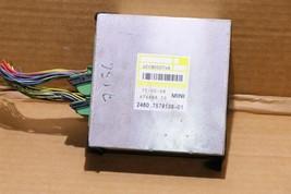 Mini Cooper Auto Trans Transmission Control Module Unit Tcm Tcu 24607579136 image 2