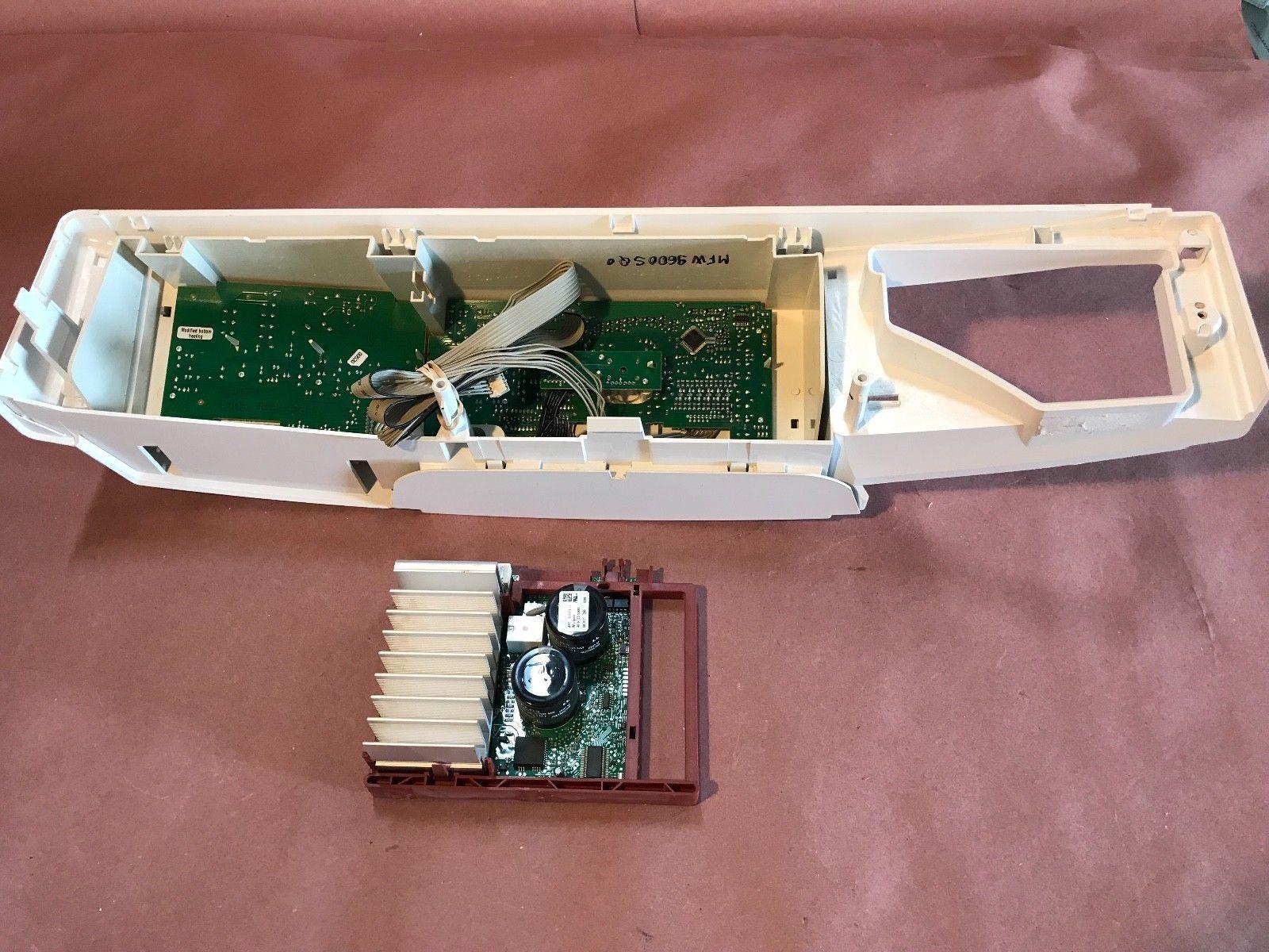 Abdeckplatte,Deckel,Platte für BOSCH WA 20260 59,5x54,0  cm .TOP.