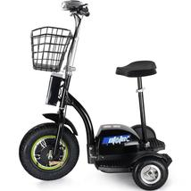 MotoTec Electric Trike 48v 500w Personal Transporter 3 Wheel Scooter up to 22MPH image 6