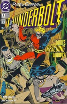(CB-1} 1993 DC Comic Book: Thunderbolt #8 - $2.00