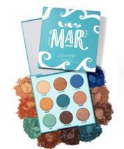 Colourpop Pressed Powder Eyeshadow Palette in Mar NIB - $22.97