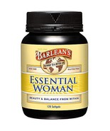 Barlean's Oils Essential Woman, 120 Count Bottle - $23.02