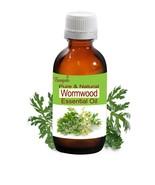 Wormwood Oil- Pure & Natural Essential Oil-5 ml Artemisia Absinthium by ... - $9.27