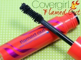 Covergirl Flamed Out Mascara, Choose Your Color (Out of Packing but New) - $3.86+