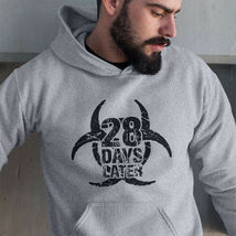 28 Days Later Hoodie horror zombie movie sweatshirt the rage virus 28 weeks image 3