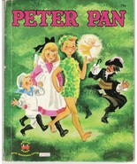 Peter Pan 1980 Wonder Books Marcia Martin Beatrice Derwinski Vintage - $9.89