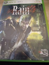 MicroSoft XBox 360 Vampire: Rain III image 1