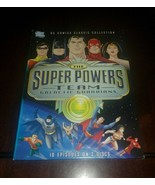 The Super Powers Team Galactic Guardians DVD Mint **Inv02489** - $23.16