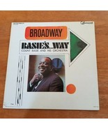 Count Basie; Broadway Basie's...Way    Command Records - £9.33 GBP
