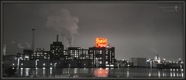 How Sweet It Is - Domino Sugar B&W - $45.00