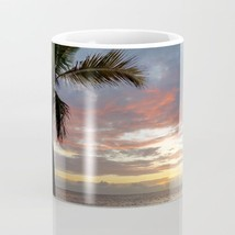 Coffee Mug Cup 11oz or 15oz Made in USA Photo 12 Ocean Sea Palm Tree by ... - $19.99+