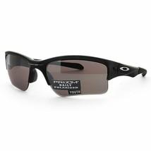 Oakley Quarter Jacket POLARIZED YOUTH Sunglasses OO9200-17 Black W/ Priz... - $69.29