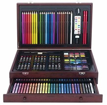 Art 101 142-Piece Wood Art Set - $30.79
