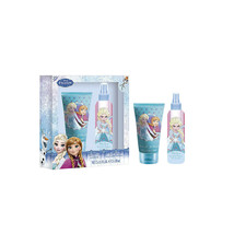Disney Frozen Childs 2 Piece Bath & Beauty Gift Set Shower Gel Body Spray - $19.68