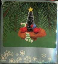 1984 New in Box - Enesco Christmas Ornament - Christmas Nest - #E6289 - $4.45
