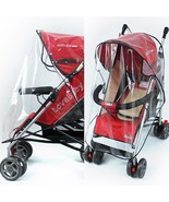 Raincoat for a stroller Universal Strollers Pushchairs Baby Carriage Wat... - $11.90