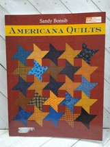 American Quilts Book That Patchwork Place By Sandy Bonsib Book American flags - $6.00