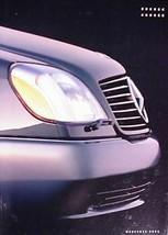1993 Mercedes-Benz 500 600 SEC Dlx Brochure 93 - $11.92