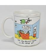 Coffee Mug The Day They Put Regular In The Decaf Pot Shoebox Hallmark  - $19.75