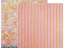 Teresa Collins Freestyle 7x10 Inch Project Kit, Paper Crafting #FR1615 image 8