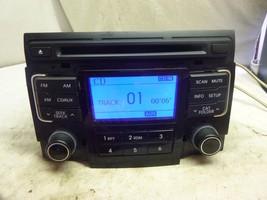 11 12 2011 2012 Hyundai Sonata Radio Cd Mp3 Player 96180-3Q101 SKK153 - $34.16