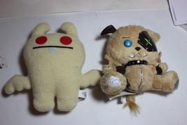 Mattel Monster High Dog WATZIT Plush Pet Puppy Frankie Stein Ugly Doll - $16.78