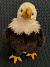 """Aurora Bald Eagle 12"""" Plush Stuffed Animal - $10.25"""