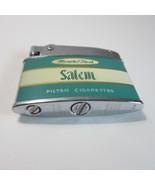 Vintage Salem Advertising Cigarette  Lighter by Penguin - Made in Japan - $9.99