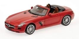 Mercedes-Benz SLS AMG Roadster (2011) Diecast Model Car 100039030 - $127.23