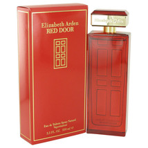 Red Door Perfume By Elizabeth Arden For Women 3.3 Oz Eau De Toilette Spray - $46.80
