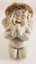 vintage Dreamsicles Figurine Cherub praying 1991  - $14.84
