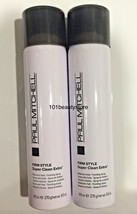 Paul Mitchell Super Clean Extra Finishing Spray 9.5 oz (PACK OF 2) Same Day Ship - $36.14