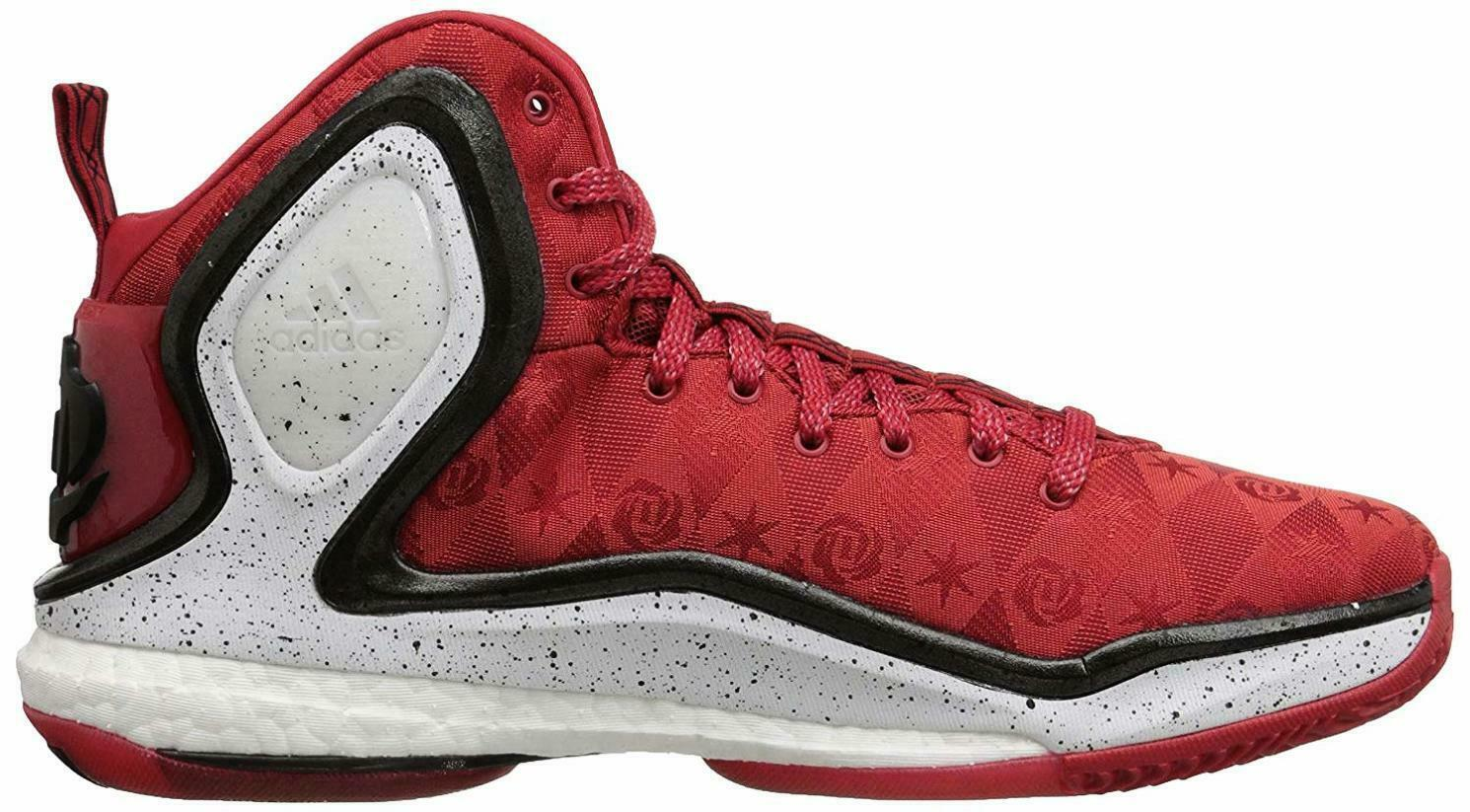 new products 01ffa 66467 adidas Performance Men s D Rose 5 Boost Basketball Shoe - Choose SZ Color