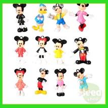 12pcs Disney Mickey Mouse Minnie Mouse Donald D... - $7.91