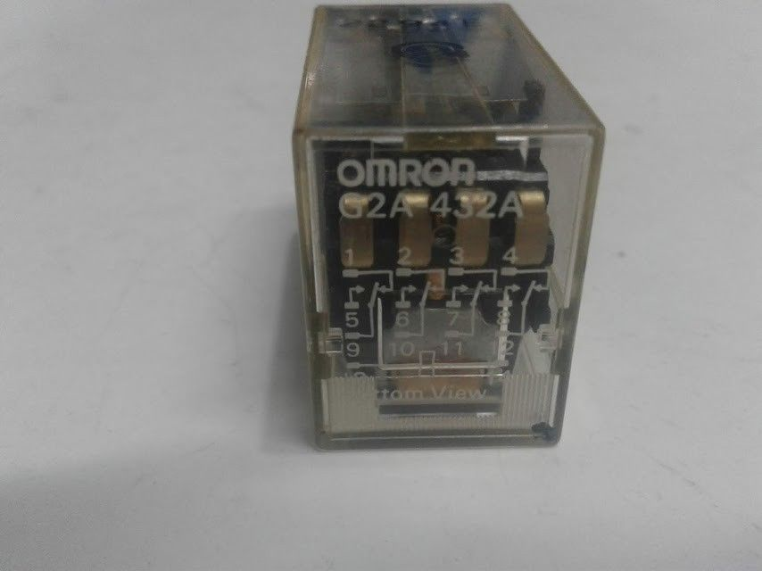NEW OMRON Corporation G2A-432A Power Relay and 50 similar items