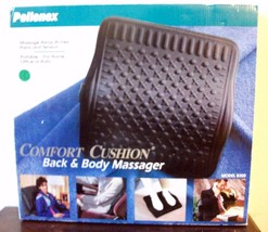 Vintage Pollenex B300 Comfort Cushion Back & body Massager Portable,Batt... - $9.67