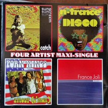 N-TRANCE FRANCE JOLI SUNSCREEM PORN KINGS - DISCO BREAKAWAY CATCH AMOUR ... - $16.40