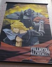 Fullmetal Alchemist: Brotherhood; Wall scroll 33 x 44 in - $19.79