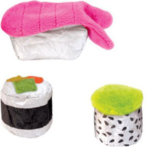 Petstages Multi Sushi Bento Box Catnip Toy Small 700603900188 - $19.97