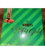 Hershey's ~ Pot of Gold Caramel Collection Chocolate Candy 10 oz ~ 08/2021  - $22.43